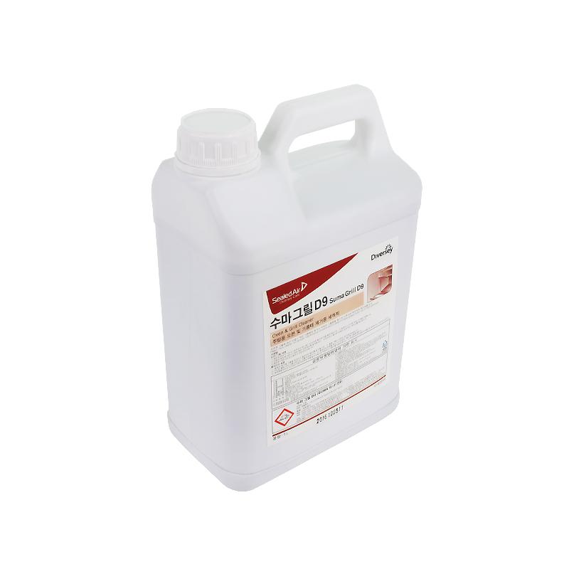 수마그릴D9(오븐및그릴기름때제거용세척제)-5리터